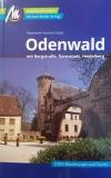 Odenwald mit Bergstraße, Darmstadt, Heidelberg