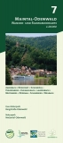 Wanderkarte Nr. 07 | Maintal-Odenwald 1:20.000 (2018)