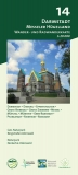 Wanderkarte Nr. 14 | Darmstadt - Messeler Hügelland 1:20.000 (2017)