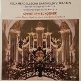 Felix Mendelssohn Bartholdy - Christoph Schoener an der Stumm-Orgel der ehem. Abteikirche Amorbach